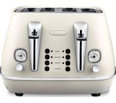 Asda Toasters Buy Delonghi Distinta Cti4003 W 4 Slice Toaster White Distinta