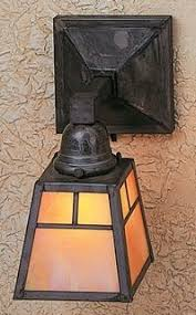 Craftsman Wall Sconce Aws 1 Arroyo Craftsman A Line Mahogany Wood Wall Sconce Arroyo