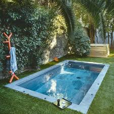 tiny pool tiny pools for every backyard renovate real estate tiny pools