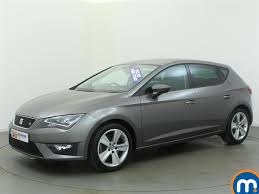used seat leon fr manual cars for sale motors co uk