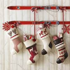 Banister Christmas Ideas 8 Festive Ways To Hang Stockings When You Don U0027t Have A Fireplace