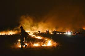 California Wildfire Rocky Fire by Photos U0027rocky Fire U0027 Blazes In Northern California Wsj