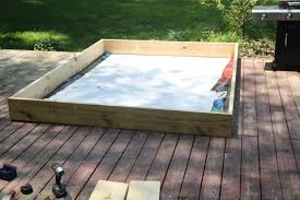 raised bed deck garden 6 steps with pictures