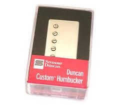 guitar parts factory seymour duncan sh 5 duncan custom humbucker