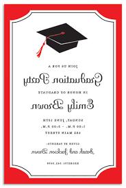 graduation ceremony invitation templates invitation letter to a graduation ceremony