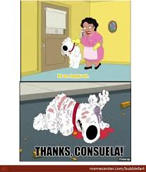 Consuela Meme - it was consuela all along by bubblefart meme center