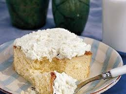 Coconut Cake Recipe Coconut Sheet Cake Recipe Myrecipes