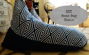 diy bean bag chair i54 for coolest interior decor home with diy