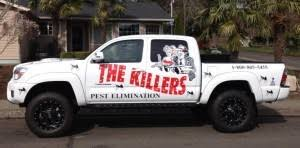about us the killers pest