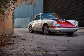 magnus walker porsche green stance works magnus walker u0027s 67s