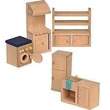 dolls house kitchen furniture beluga 70120 dolls house kitchen furniture by beluga