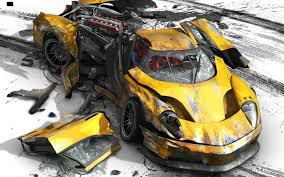 crashed car wallpaper best free wallpapers
