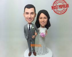 custom wedding cake toppers custom cake topper etsy