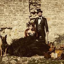 mariage steunk mariage baroque steunk louise et juliette
