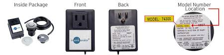 insinkerator sink top switch insinkerator recalls single outlet sinktop switch accessory for