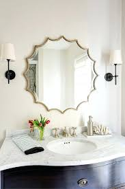 Mirrors For Small Bathrooms Ideas For Mirrors In Bathrooms Stylish Bathroom Mirrors Ideas With