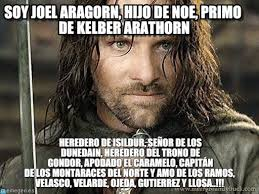 Aragorn Meme - aragorn 1 memes en memegen