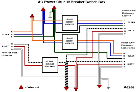 ac wiring for esi spectrograph electronics manual