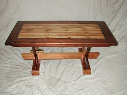 Trestle Coffee Table Trestle Coffee Table Coffee Table