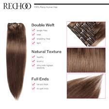 Online Clip In Hair Extensions by Wholesale Clip In Human Hair Extensions Double Drawn Fashionable