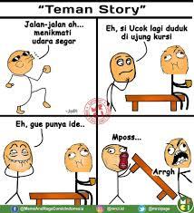 Meme Rege - gambar meme rage comic indonesia keren dan terbaru dp bbm lucu