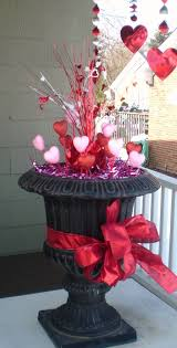 Valentine S Day Decorating Ideas For Office by 173 Best Valentine U0027s Day Pots Images On Pinterest Clay Pot