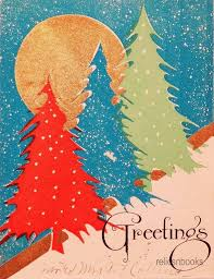 retro christmas cards 305 best vintage 1930s christmas cards images on