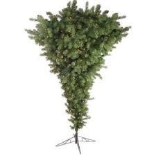 sterling 7 ft pre lit pine half artificial tree