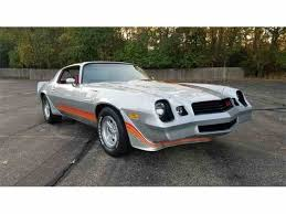 80 z28 camaro for sale 1980 chevrolet camaro for sale on classiccars com 13 available