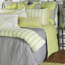 Green King Size Comforter Green And Grey Bedding Sets Rizzy Home Aragon 11 Piece Comforter
