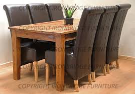 Leather Dining Room Chairs Design Ideas 20 Lovely Leather Dining Room Chairs Design Dining Table Ideas
