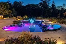 Pool Landscape Lighting Ideas Small Landscape Lights Outdoor Landscaping Lighting Home Page
