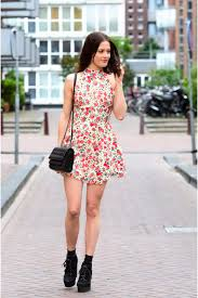 dresses with boots coral floral dresses black asos boots black quilted