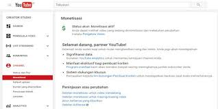 membuat akun youtube di hp cara daftar google adsense youtube di android lukulo media