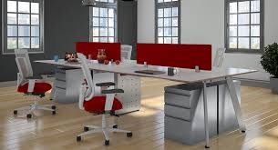 Red Office Furniture by Pacific Coast Furniture Distributors Quality Office Furniture In