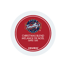 Blend K Cups Timothy S Blend Box Of 24 K Cup Pods