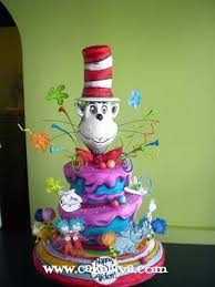 Cat In The Hat Table Centerpieces by Dr Seuss Party Diy Decorations And Ideas A Helicopter Mom