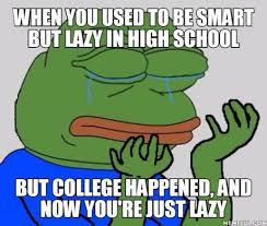 Lazy Meme - just lazy