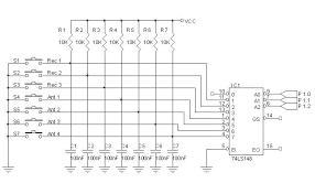 cara membuat laporan praktikum elektronika demultiplexer 3 ke 8 ic 74ls138