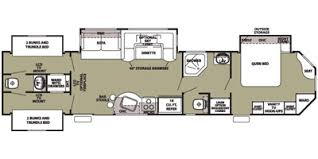destination trailer floor plans 2013 cherokee by forest river m 39h specs and standard equipment