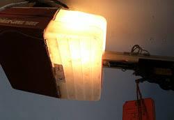 garage opener light bulb tips on changing the light bulb in your garage door opener