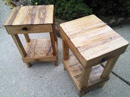 diy pallet bar stools