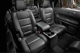 ford explorer trunk space 2013 ford explorer reviews and rating motor trend