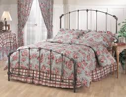 wrought iron bed frame queen stylish and beautiful iron queen