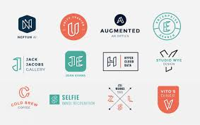 2017 design trends best logos and logo design trends of 2017 so far envato