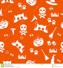 halloween backgrounds seamless happy halloween background seamless pattern stock vector image