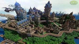Castle Maps For Minecraft Minecraft Halion Map Presentation And Download Youtube