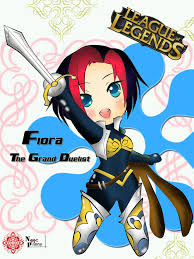 guid fiora meddler said fiora is getting some art changes a long with her