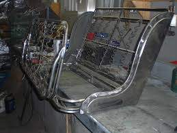 Classic Ford Truck Bench Seats - rod seat frames model a rollpans bengels rod prod the