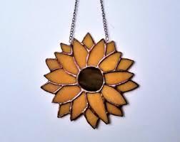 Sunflower Home Decor Sunflower Ornament Etsy